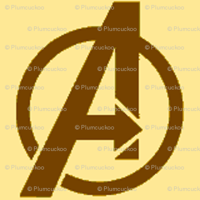 Avengers - brown