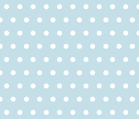 Dot Blue fabric by honey&fitz on Spoonflower - custom fabric