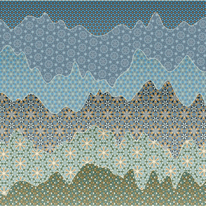 Zigzag Horizons 2