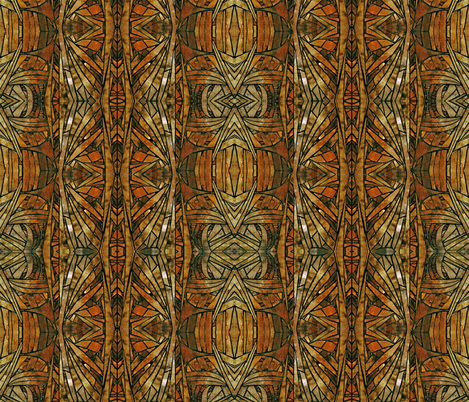 Happy Trails  fabric by whimzwhirled on Spoonflower - custom fabric