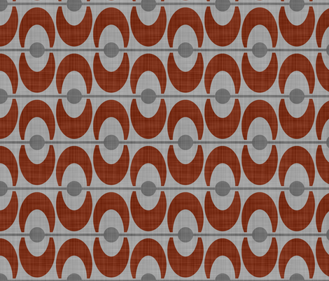 Loopholes fabric by dianef on Spoonflower - custom fabric