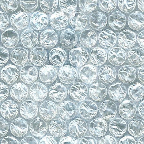 Extra-large bubble wrap! fabric by weavingmajor on Spoonflower - custom fabric