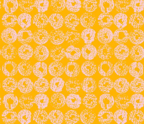 Backlit Dots_Spice fabric by garimadhawan on Spoonflower - custom fabric