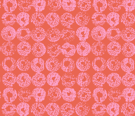 Backlit _Flamingo fabric by garimadhawan on Spoonflower - custom fabric