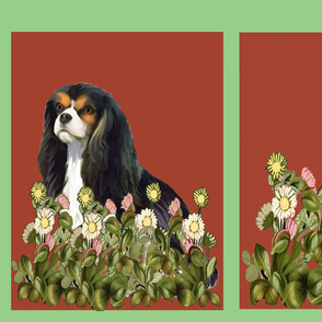 two_cavaliers_yard_flags