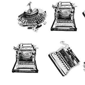 Typewriters & Birds