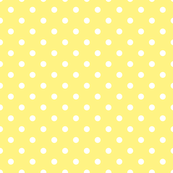 Lemon Polka Dot