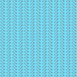 amerigo vespucci herringbone blue