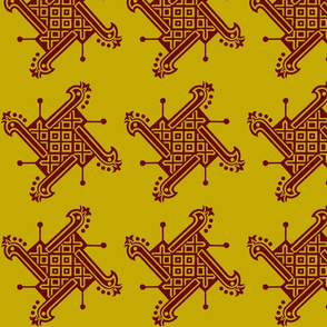 India Tribal gold