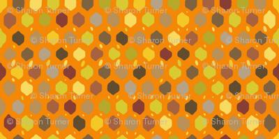 fall felted lattice