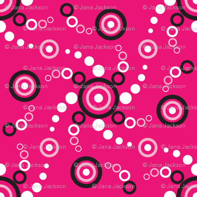 Tiny Bubbles-Pink