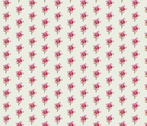 columbine-bigger fabric by koalalady on Spoonflower - custom fabric