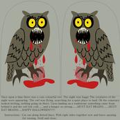 Owl Zombie