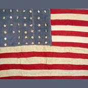American Flag WWI Era