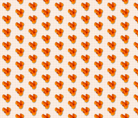 poppy_-pattern fabric by koalalady on Spoonflower - custom fabric