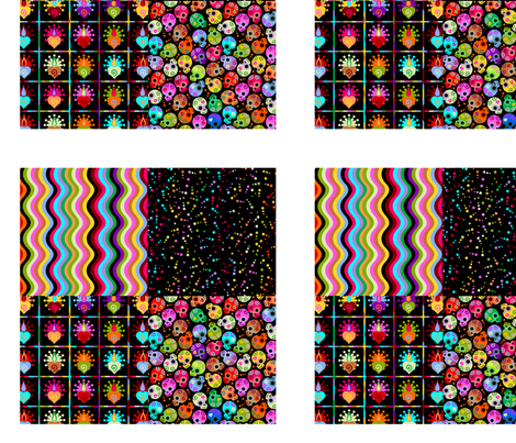 Custom_phetberg fabric by thirdhalfstudios on Spoonflower - custom fabric