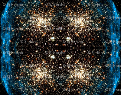 NASA NGC1850, A Cluster of stars