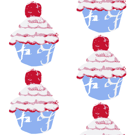 one_cupcake_for_fabric_purle_blue