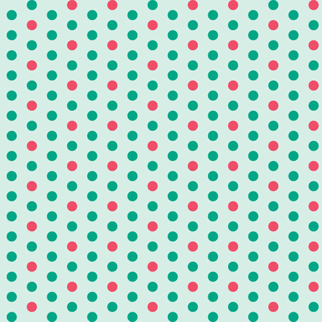 Nifty Dots fabric by jwitting on Spoonflower - custom fabric