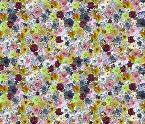 millefiori2 fabric by koalalady on Spoonflower - custom fabric