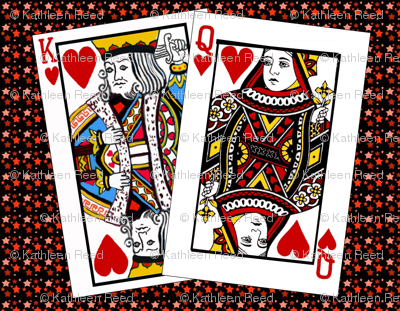 King_and_Queen_of_Hearts