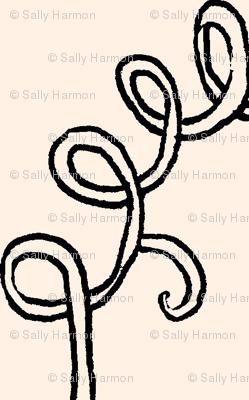 Interlocking Doodle Noodles