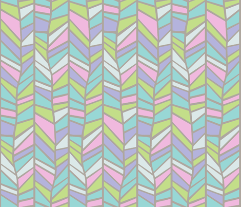 Isabella's Raincoat fabric by keweenawchris on Spoonflower - custom fabric