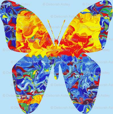 Circus Butterflies