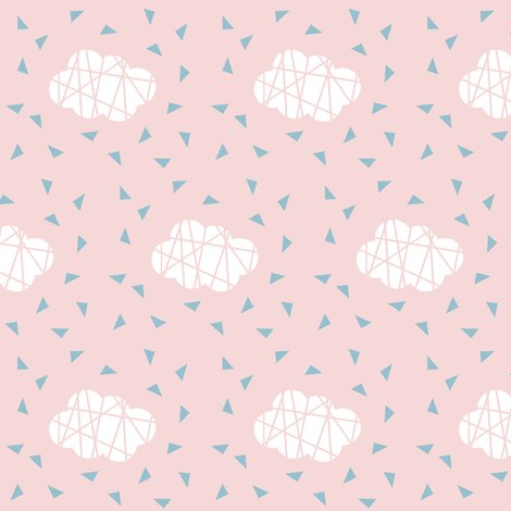 Rwhite_cloud_on_pink_with_blue_triangles_shop_preview