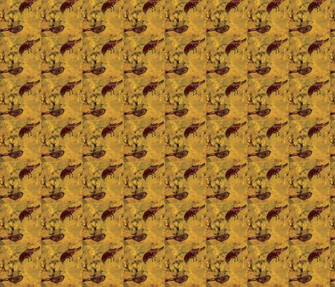two little birds fabric by juliannjones on Spoonflower - custom fabric