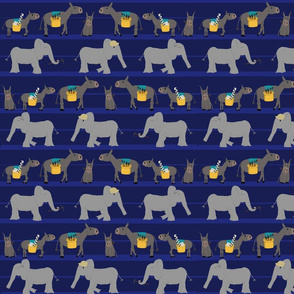 Excavation_Donkeys_and_Elephants_stripe