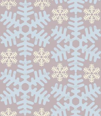 beneath a blanket of snow...(ice & snow)