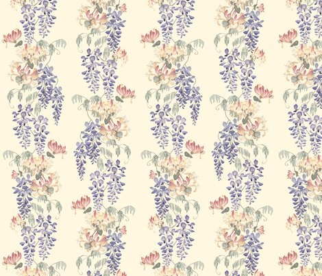 Rrwisteria_and_honeysuckle_repeat_-_cream_shop_preview