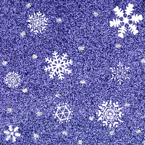 JACK FROST fabric by bluevelvet on Spoonflower - custom fabric