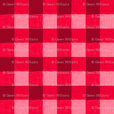 red gingham 2