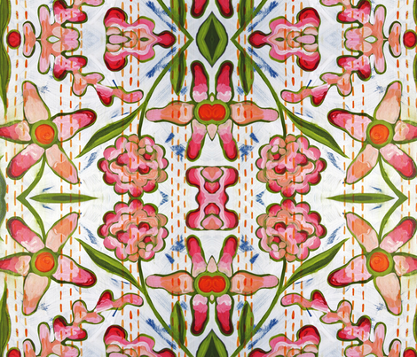 Quilt  fabric by pattifriday on Spoonflower - custom fabric