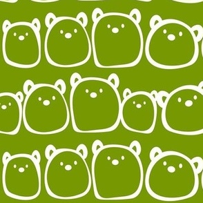 Gum Bears in Green :)