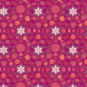 Turkish Australian Jewel Print