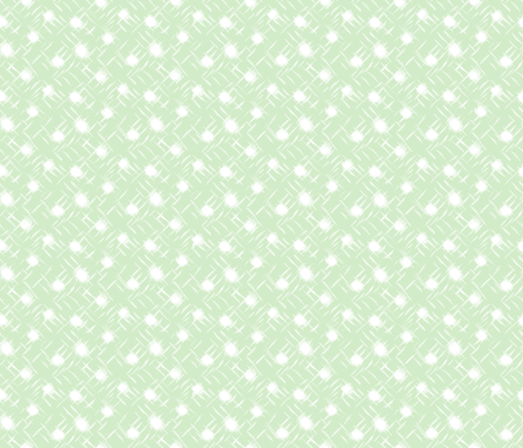 wind blown:dot:D2EBC8 fabric by keweenawchris on Spoonflower - custom fabric