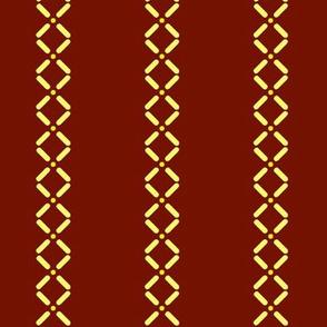 Cross_Dot_Stripe___-yellow_on_rust