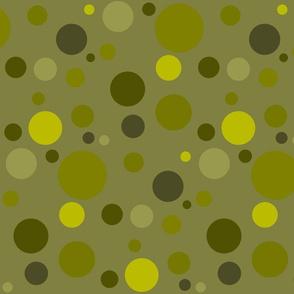 OLIVE DOTS