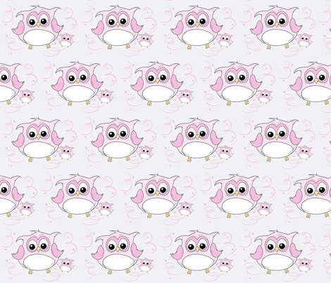 Scribbles White fabric by ilikemeat on Spoonflower - custom fabric