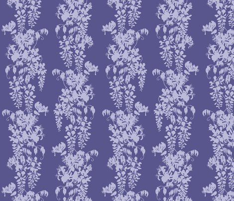 Rrwisteria_and_honeysuckle_repeat_-_silhouette_blue_purple_inverse_shop_preview