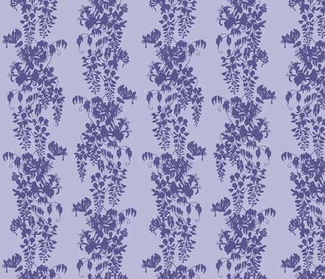 Rrwisteria_and_honeysuckle_repeat_-_silhouette_blue_purple_shop_preview