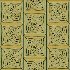 Celadon Wrap