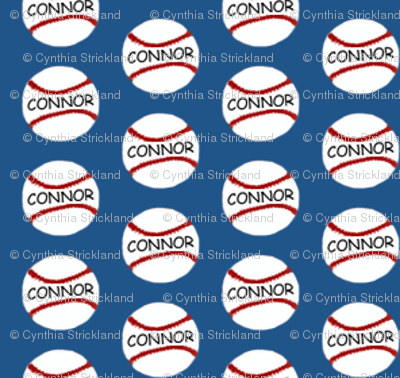 Baseball Americana - Personalized