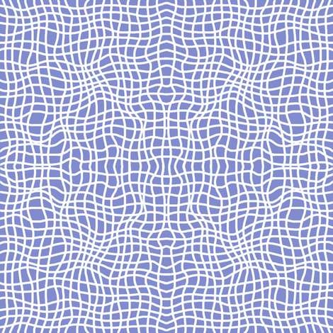 Wavy Plaid fabric by cksstudio80 on Spoonflower - custom fabric
