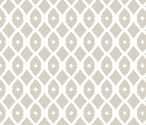 Chain Link 22 (sand) fabric by pattyryboltdesigns on Spoonflower - custom fabric
