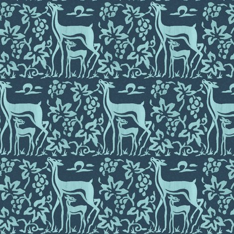 Rrrrrrwooden-tjaps-grapes-and-deer3-move-together-lvs-both-sides-crop2-overlap-dkindigo206smdg_seaf182_shop_preview