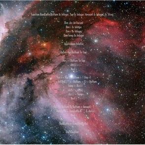 The Universe as a VBA Macro